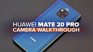 Huawei Mate 20 Pro's triple cameras take on London