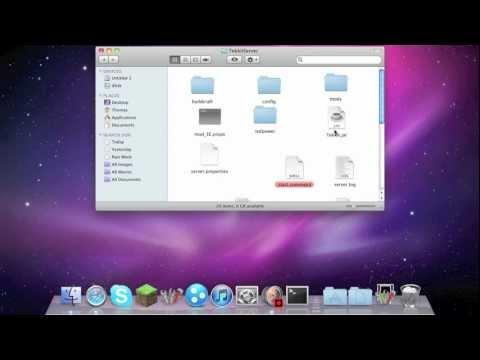 How to make a Tekkit Server [Mac]