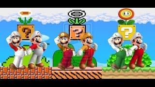 Juegos de Mario Bros de Mi Infancia !!!!