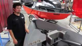 Pavati Marine Video: Cupholders