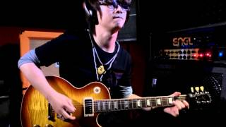Rock & Pop Grade 5 Gary Moore Parisienne Walkways Cover by 由多