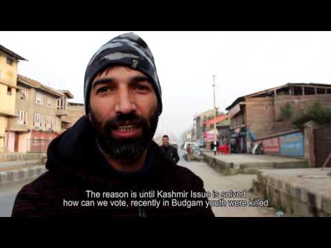 Listening to voters in Kashmir: Shafat from Anantnag (2)