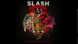 Watch Slash Crazy Life video