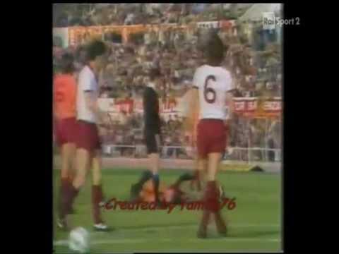 As Roma-Torino Calcio 0-2 (Graziani, Pecci) campionato 1978-1979
