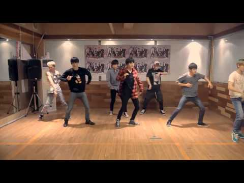 INFINITE 'Last Romeo' mirrored Dance Practice