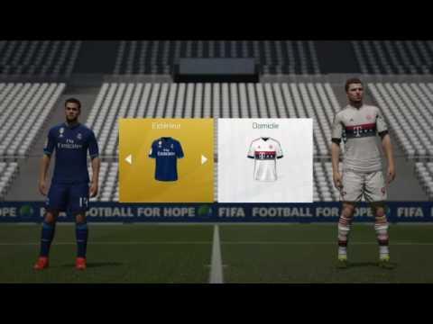 Fifa 16 draft en live