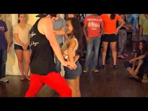 Matthew Krivanek & Emi Murata - Zouk Demonstration at Zouk Atlanta - Good For You - Selena Gomez