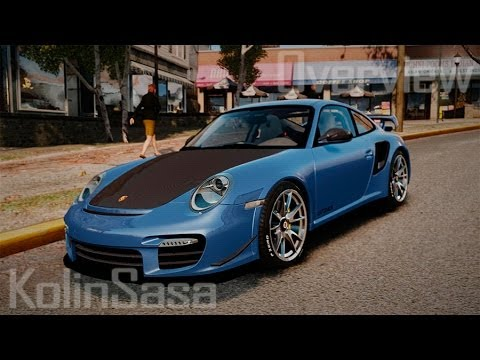 Porsche 997 GT2 2012 Simple version