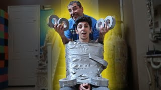 INSANE DUCT TAPE CHALLENGE!! (Can you escape?) *IMPOSSIBLE* | FaZe Rug