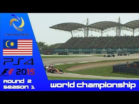 Front Row Racing World Championship | Malaysia Round 2 | F1 2015