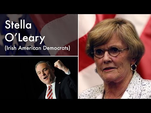 Sen. Tim Kaine as a possible running mate for Hillary Clinton? | Stella O'Leary (Clinton Fundraiser)