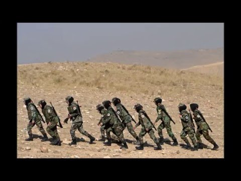 Afghan National Army Female Soldiers (Women in ANA)