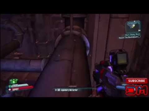 Borderlands 2 hidden chest : Mr. Torgue's Campaign of Carnage looting location 2