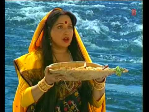 Ho Dinannath Bhojpuri Chhath Song By Sharda Sinha [full Song] I Mahima Chhathi Maai Ke video