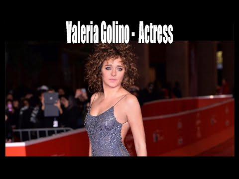Watch Valeria Golino -  Actress