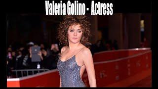 Valeria Golino -  Actress