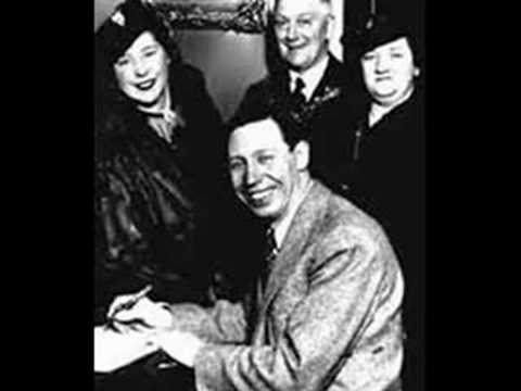 Bless 'em all - memory of George Formby