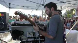 Slow Hands (LIVE) - Crew Love - BPM 2013 - WAY OF ACTING