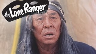 The Lone Ranger - White Hawk's Decision