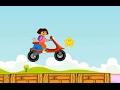 Dora The Explorer Bike Ride Game   Play Kids Games