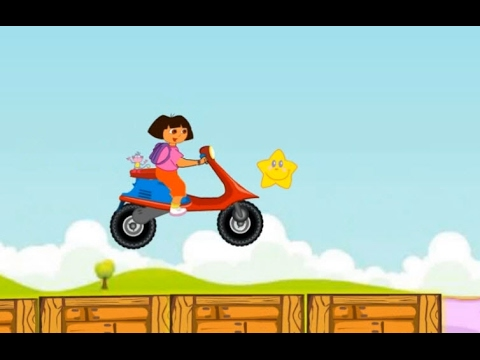 Dora The Explorer Bike Ride Game | Play Kids Games
