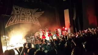 Babymetal iine mexico city