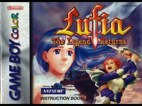 Lufia the Legend Returns [GBC] review - SNESdrunk