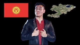 Geography Now! Kyrgyzstan