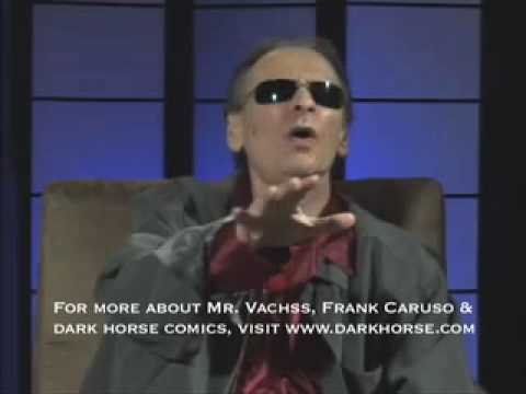 Andrew Vachss talks about HEART TRANSPLANT