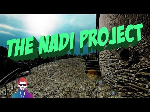 The NADI Project - Странные Приключения | Обзор/Летсплей | Бесплатно в Steam