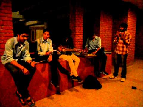Original composition- Tera hi intezaar tha; Akorshi band