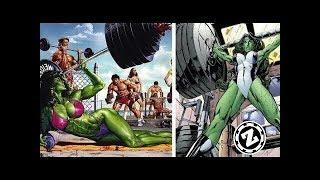 "Latest 2018 Hilariously "" Gamora And She Hulk "" To Make You Lol | Funny Comic||zomehindih"