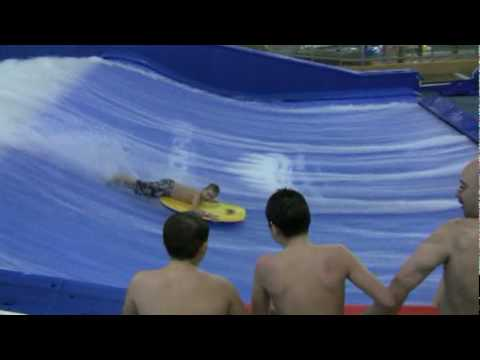 Waterpark of America - wave riding