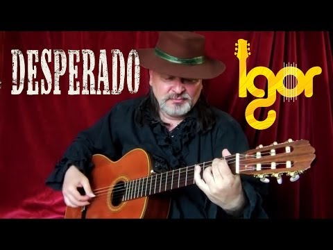 Antonio Banderas (Desperado) - Cancion del Mariachi - guitar Music Videos