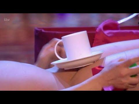 Mr. Uekusa: Near NUDITY Entertainer Strips Down! | Britain's Got Talent 2018 thumbnail