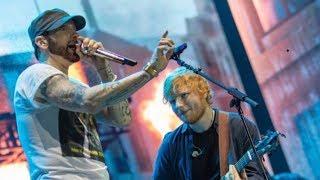 Download Lagu Eminem feat. Ed Sheeran - River (London, UK, Twickenham Stadium, 15.07.2018) Revival Tour Gratis STAFABAND