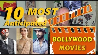 10 Most Anticipated Bollywood Movies (2017) - REACTION