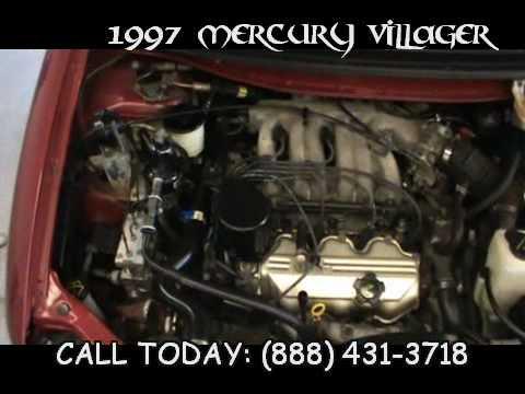 Mercury Villager 1997 1997 Mercury Villager