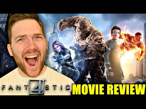 Chris Stuckmann - Fantastic Four
