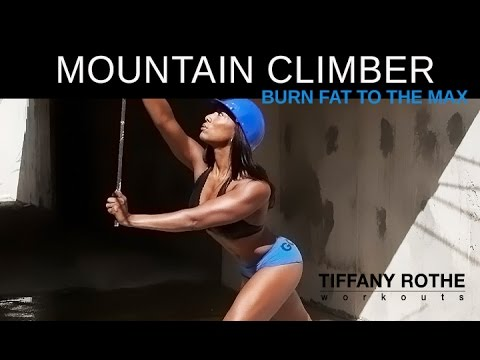 10 Minute Mountain Climber workout, Burn Fat to the Max!