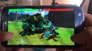 Review! Dragon Slayer! Android!