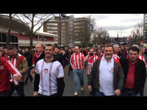 Sunderland - The Wembley Experience 2014