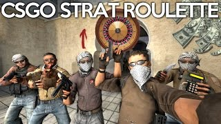 STRAT ROULETTE - (CS:GO Funny Moments)