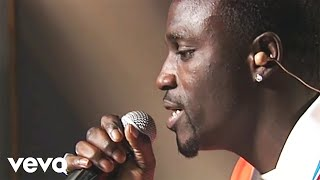 Watch Akon Journey video