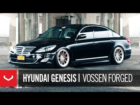 "Hyundai Genesis R-Spec | ""Wayne's World"" 