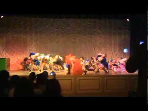 """Шоу-балет Action """"Тайна затерянного королевства"""""""