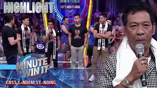 "Long, dinepensahan ang titulo bilang ""Ginoong Minute"" 