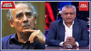 Hollande Did Not Retract His Statement: Arun Shourie Exclusive | News Today With Rajdeep