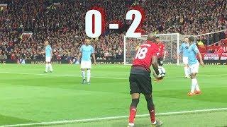 Manchester United vs Manchester City Premier League April 2019 Old Trafford