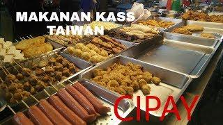 TAIWAN STREET FOOD/CIPAY KASS TAIWAN
